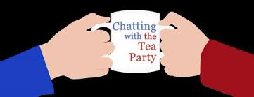 Chatting with the Tea Party