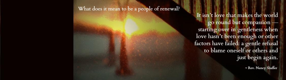 Minister's Mind: Renewal