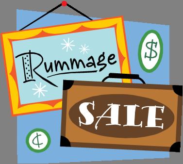 Rummage Sale 2016!